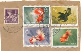 China 1987-1960 Fish - Usados