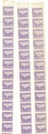 Chine Orientale - 1949.2.7 - 3 Bandes Horizontales De 12 - Sans Gomme - China Oriental 1949-50
