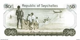 Seychelles P.21 50 Rupees 1976 Unc - Seychellen