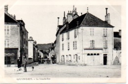QUINGEY  LA GRANDE RUE - Altri Comuni