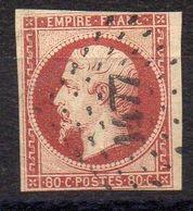 FRANCE ( OBLITERATION LOSANGE ) PC  1477   Guise Aisne COTE  1.40  EUROS , A  SAISIR . R 7 - Marcophilie (Timbres Détachés)