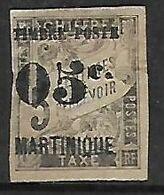 MARTINIQUE N°19 - Gebraucht