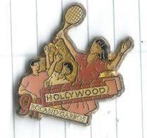 Tennis Joueurs Hollywood Roland Garros - Tennis