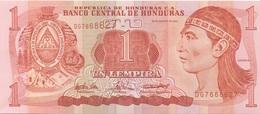 Honduras : 1 Lempira 2004 UNC - Honduras
