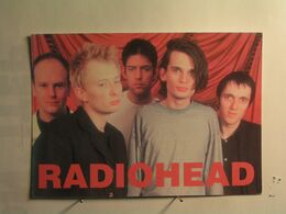 Spectacle > Musique Et Musiciens - Radiohead - Groupe De Rock Britannique, Originaire D'Abingdon, Dans L'Oxfordshire - Musica E Musicisti
