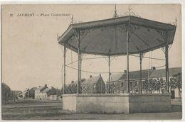 JEUMONT PLACE COMMUNALE - Jeumont