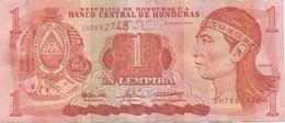 Honduras : 1 Lempira 2004 BE - Honduras