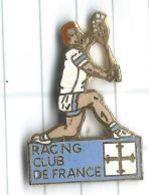 Tennis Joueur Racing Club De France - Tennis