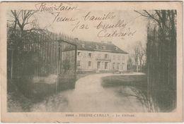 Calvados :  Env. D E Falaise :  FRESNE  CAMILLY : Le  Château ( écrite Sur Place En  1937 ) - France