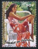 POLYNESIE 2004 - Yv. 708 ** TB  Faciale= 0,76 EUR - Femmes En Polynésie  ..Réf.POL25278 - Polinesia Francesa