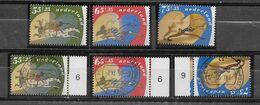 Nederland - 1990 - Y&T 1362/1364 -  ** En O - - Periodo 1980 - ... (Beatrix)