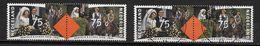 Nederland - 1990 - Y&T 1370/1371 -  ** En O - - Periodo 1980 - ... (Beatrix)