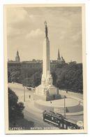 RIGA - Brtvibas Pieminklis...Monument De La Victoire... - Lettonie