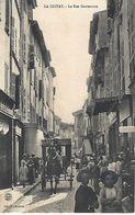 CPA13- LA CIOTAT- La Rue Ganteaume - La Ciotat