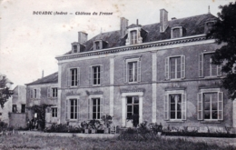 36 - Indre - DOUADIC - Chateau Du Fresne - Other Municipalities