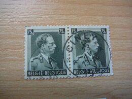 (17.07) BELGIE 1938 Nr  480  Met Mooie Afstempeling CINEY - Bélgica