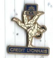 Judo Credit Lyonnais Combat De Judokas - Judo