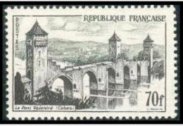 FRANCE - 1957 - Nr 1119 - NEUF - France