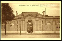 Bruxelles / Brussel - Musée Du Congo Belge - Entrée Chaussée De Louvain - Non Circulé - Not Circulated - Nicht Gelaufen - Musei