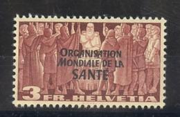 1948, Schweiz Weltgesundheitsorganisation OMS, 23, ** - Servizio