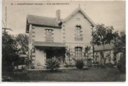 Chantonnay- Villa Des Marronniers - Chantonnay