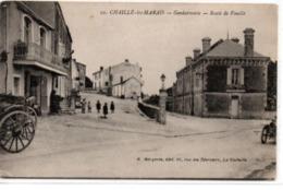 Chaillé-les-Marais-Gendarmerie-Route De Vouillé - Chaille Les Marais