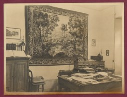 050720B - 1949 PHOTO - 23 Tribunal D' AUBUSSON Cabinet Du Procureur - Justice TAPISSERIE - Aubusson