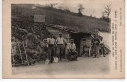 Abri Du Gardien Du Génie Chargé Du Soin D'une Source Dans La Somme - France