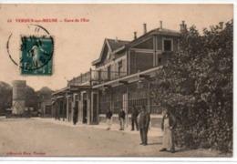 Verdun-sur-Meuse- Gare De L'Est - Verdun
