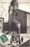 CPA13- BARBENTANE- La Sortie De L'Eglise - Autres Communes