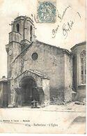 CPA13- BARBENTANE- L'Eglise - Autres Communes