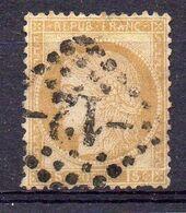 FRANCE ( OBLITERATION LOSANGE ) GC  12  Agen Lot-et-Garonne  COTE  2.70  EUROS , A  SAISIR . R 7 - Marcophilie (Timbres Détachés)