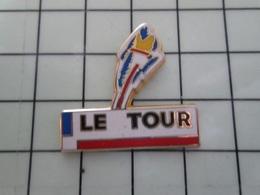 1520 Pin's Pins / Beau Et Rare / THEME : SPORTS / CYCLISME TOUR DE FRANCE 93 Par STARPIN'S - Cycling