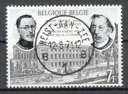 BELGIE: COB 1576 Zeer Mooi Gestempeld. - Bélgica