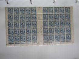 VEND BEAUX TIMBRES DE TUNISIE N° 288A EN DEMIE-FEUILLE + CD , XX !!! - Tunisie (1888-1955)