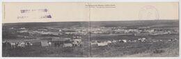 SETTAT - Vue Générale Côté Sud-Ouest Carte Double Panoramique Panorama Troupes D'Occupation Du Maroc Occidental 1912 - Other