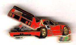 Pin's Ferrari AAAA Zamac Arthus Bertrand - Ferrari