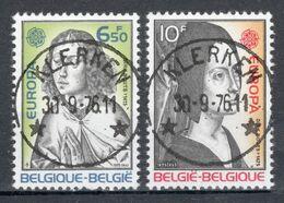BELGIE: COB 1766/1767 Zeer Mooi Gestempeld. - Bélgica