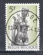 BELGIE: COB 1777 Zeer Mooi Gestempeld. - Bélgica