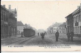 Leopoldsburg. Tram; - Leopoldsburg