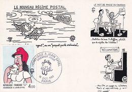 Le Nouveau Régime Postal 1983 - Poste & Facteurs