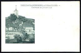 THEUX-FRANCHIMONT-ATTRACTIONS - Chapelle De Juslenville - Non Circulé - Not Circulated - Nicht Gelaufen. - Theux