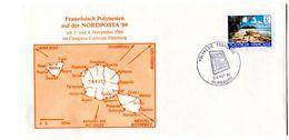 Polynésie Cachet Commémoratif  Hambourg Novembre 1984 - R 5932 - Polinesia Francese
