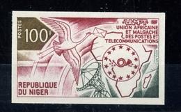 1973, Niger, 399 U, ** - Niger (1960-...)