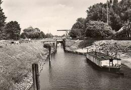 DC2791 - Dömitz Kr. Ludwigslust Meckl. Zugbrücke Und Schleuse - Dömitz