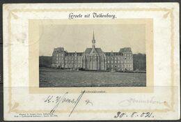 Netherlands 1921  Valkenburg Used  Post Card - Valkenburg