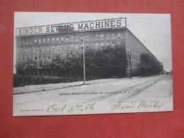 Singer Sewing Machine Manufacturing Co. New Jersey > Elizabeth>   Ref 4232 - Elizabeth