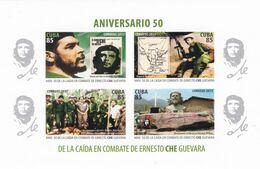 Cuba Nº 5628 Al 5631  SIN DENTAR - Blocks & Sheetlets