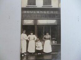 Abbeville     Boulangerie Patisserie    E-BEUVRY - Abbeville