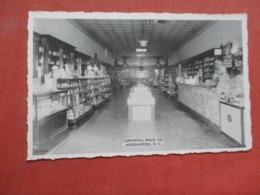 Interior Cornwall Drug Co.   Morgantown  North Carolina >      Ref 4232 - Etats-Unis